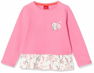 S'Oliver Junior Sweatshirt Sweatshirt Langarm Baby Girls