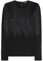 Tom Ford Fringed sweater