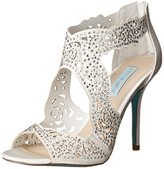 Betsey Johnson Blue by Women's SB-LIVIE Dress Sandal