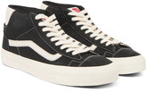Vans - Og Mid Skool Lx Nubuck High-top Sneakers