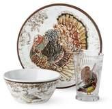 Williams-Sonoma Williams Sonoma Thanksgiving Kids Melamine Dinnerware Set