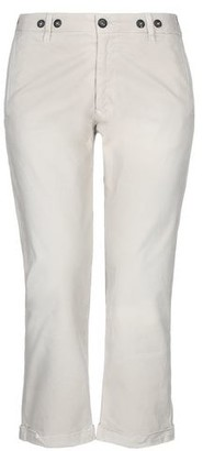 Monocrom 3/4-length trousers