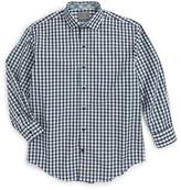 Thomas Dean Gingham Dress Shirt (Big Boys)