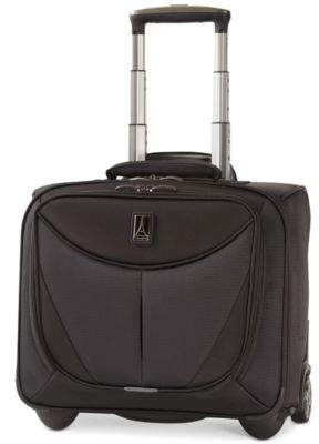 """Travelpro CLOSEOUT! Walkabout 3 15.5"""" Rolling Carry On, Created for Macy's"""