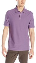 Vince Camuto Men's Tonal Stripe Cotton Polo