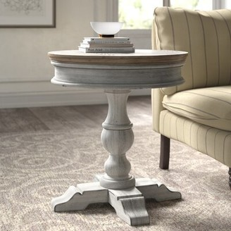 Kelly Clarkson Home Marion Pedestal End Table