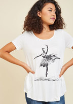 ModCloth A Pose By Any Other Name T-Shirt in 4X