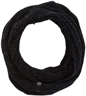 Wrangler Men's Neppy Snood Scarf, Black 01, One (Size: 88/88)