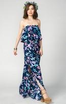 MUMU Hacienda Maxi Dress ~ Lilies Of Love