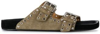 Isabel Marant Lennyo stud-embellished sandals