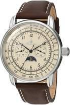 Burgmeister Men's BM335-195A Analog Display Quartz Brown Watch
