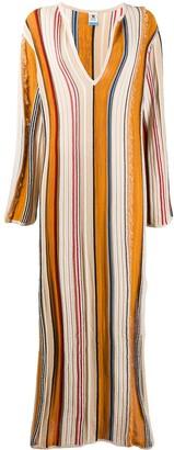 M Missoni Striped Tunic Dress