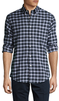 Brooks Brothers Plaid Button Down Sportshirt