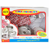 Alex Super Cooking Set 12-pc. Play Kitchen