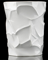 U+ Collection Crinkle Waste Can