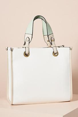 Sondra Roberts Stevie Crossbody Bag By in White Size ALL