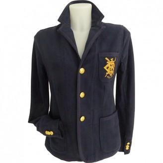 Denim & Supply Ralph Lauren Navy Cotton Jacket for Women