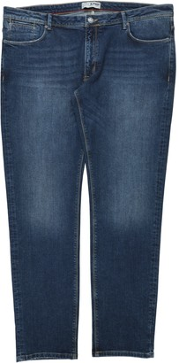Jaggy Denim pants