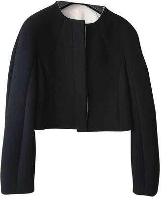 Albino \N Black Wool Jacket for Women