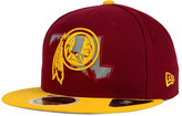 New Era Washington Redskins State Flective Redux 59FIFTY Cap