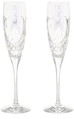 Waterford Bridal True Love Flute (Set of 2)