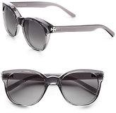 Vintage Round Cat's-Eye Sunglasses