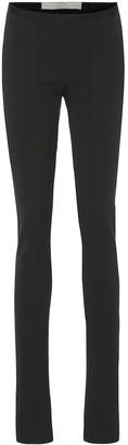 Rick Owens Stretch cotton-blend leggings