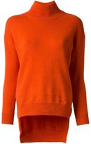 Cédric Charlier high-low sweater