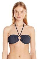 GUESS Women's Bandeau Bikini Top