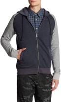 Benson New York Athletic Two-Tone Hoodie