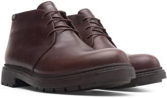 Camper Hardwood Ankle Boots