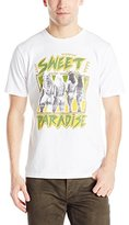 Quiksilver Men's Paradise Short Sleeve T-Shirt