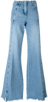 Dondup flared jeans - women - Cotton - 42