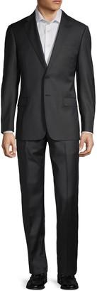Armani Collezioni Classic-Fit Wool Suit