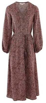 Vanessa Bruno Silk Nathea printed dress