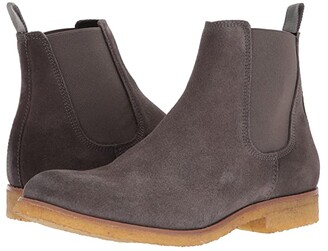 Supply Lab Jared (Grey Suede) Men's Pull-on Boots