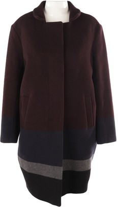 Closed Red Wool Jacket for Women