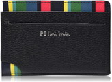 Paul Smith Stripe Logo Card Holder