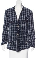 Chanel Paris-Dallas Tweed Jacket