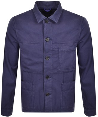 Paul Smith Chore Jacket Blue