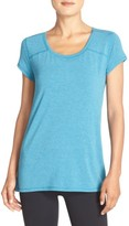 Zella Women's Swoop Cutout Tee