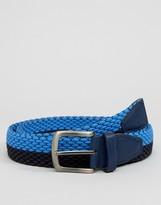 French Connection Plaited Belt