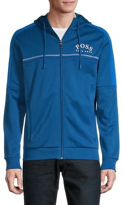 HUGO BOSS Saggy Full-Zip Hoodie