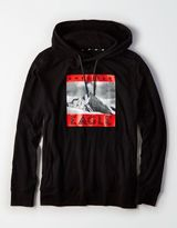 American Eagle Outfitters AE Active Lightweight Graphic Hoodie