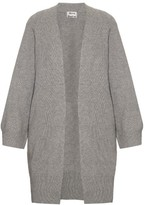 Acne Studios Sonja wool and cashmere-blend cardigan