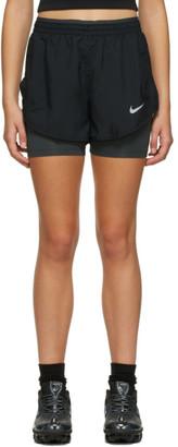 Nike Black Tempo Luxe Shorts