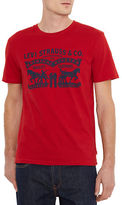 Levi's Two Horse Pull Graphic T-Shirt