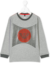 Armani Junior round neck sweater