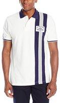 U.S. Polo Assn. Men's Vertical Stripe Polo Shirt