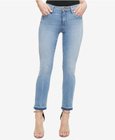 Sanctuary Robbie Cotton Raw-Hem Skinny Jeans